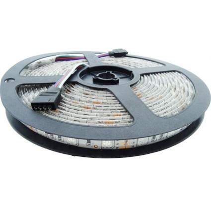 KIT BANDA LED RGB 14.4W IP65 - 5 METRI