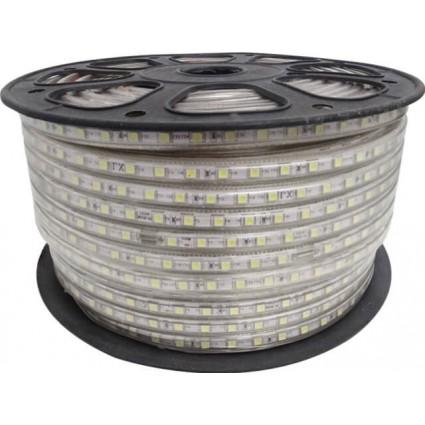 Banda Led 60X5050 14.4W Alb Rece 220V