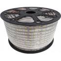 BANDA LED 60X5050 14.4W ALB CALD 220V
