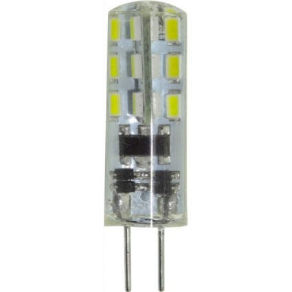 BEC LED G4 1.5W 12V ALB RECE