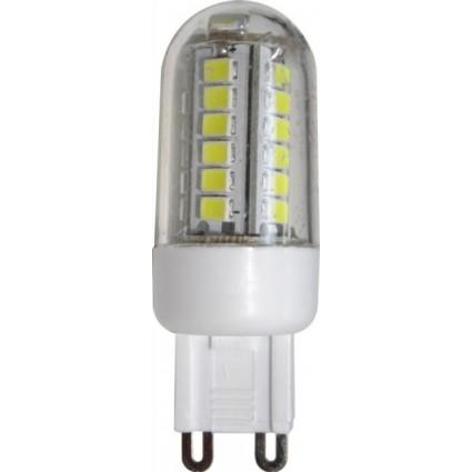 BEC LED G9 2.5W CLAR ALB RECE