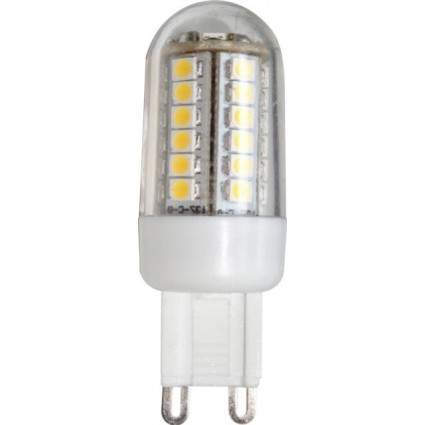 BEC LED G9 2.5W CLAR ALB NATURAL