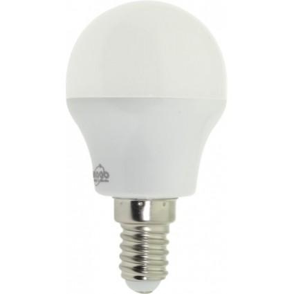 BEC LED E14 3W SFERIC G45 ALB CALD