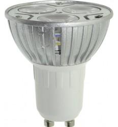 BEC LED GU10 3x1W R50 ALB NATURAL