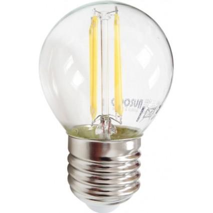 BEC LED FILAMENT E27 4W G45 ALB CALD
