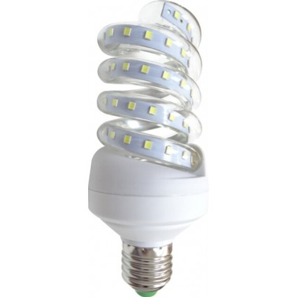 BEC LED E27 12W SPIRALA CLAR
