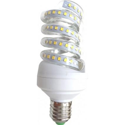 BEC LED E27 20W SPIRALA CLAR