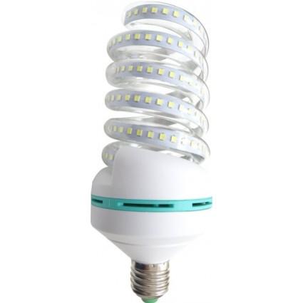 BEC LED E27 30W SPIRALA CLAR