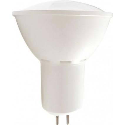 BEC LED GU5.3 MR16 6W MAT ALB RECE 220V