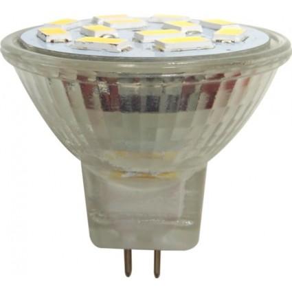 BEC LED MR11 3W 12V SMD ALB CALD