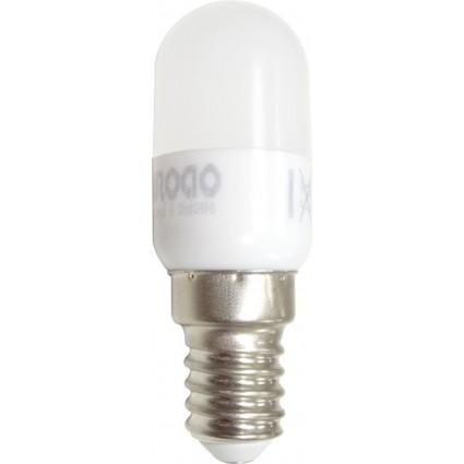 BEC LED 1.5W E14 FRIGIDER MAT ALB RECE