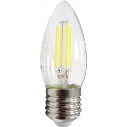 BEC LED FILAMENT E27 4W C35 ALB RECE