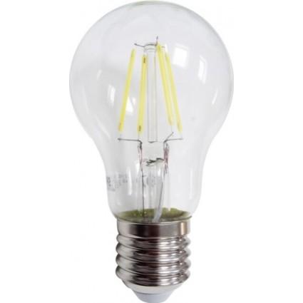 BEC LED FILAMENT E27 6W A60 ALB RECE