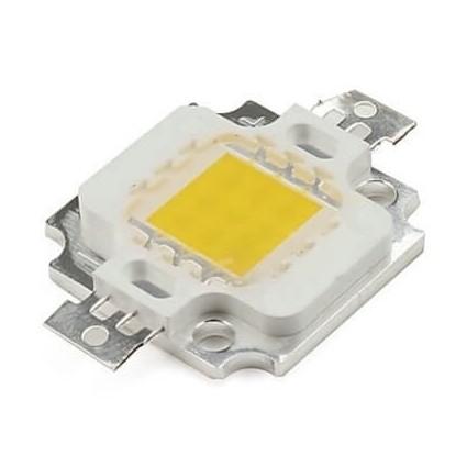 LED 10W ALB RECE 30-48V