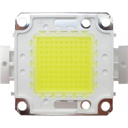 LED 100W ALB RECE 20-36V