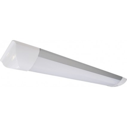 CORP LED 8W ALB RECE / ALB NATURAL DECORATIV