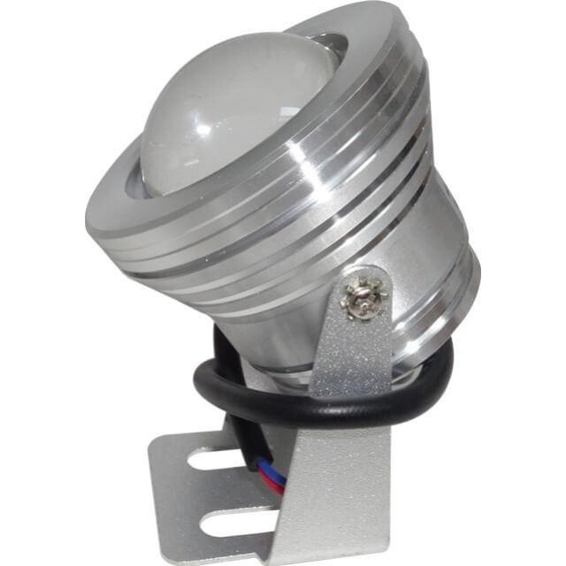 Spot cu led 10w 12v de exterior ip65 rgb cu telecomanda - Spot led ip65 12v ...