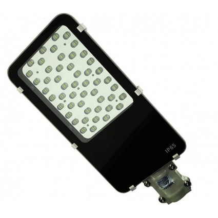 LAMPA STRADALA LED 48W MULTILED ALB RECE