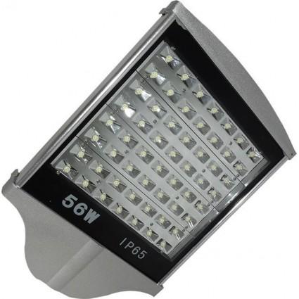 LAMPA STRADALA LED 56W ALB RECE