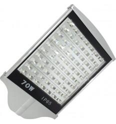 LAMPA STRADALA LED 70W ALB RECE