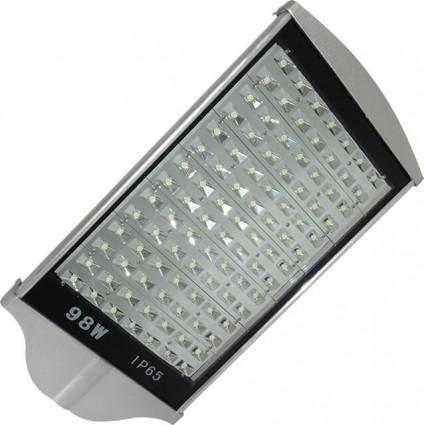 LAMPA STRADALA LED 98W ALB RECE