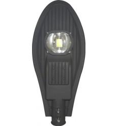 LAMPA STRADALA CU LED 50W ALB RECE