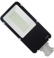 LAMPA STRADALA LED 150W SMD ALB RECE