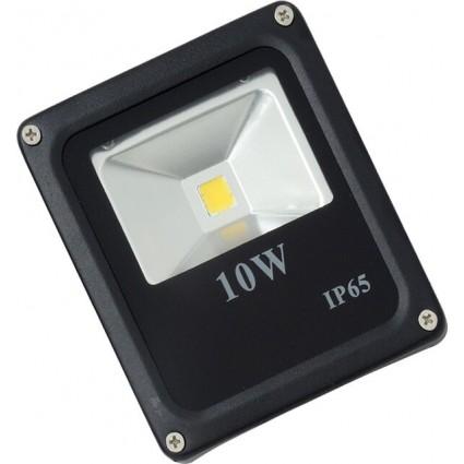 PROIECTOR LED 10W SLIM ALB RECE IP65