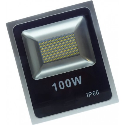 PROIECTOR LED 100W SMD SLIM IP66