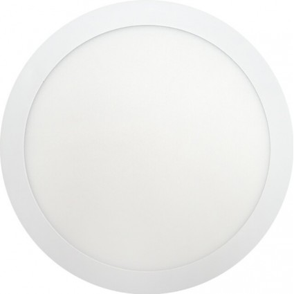 APLICA LED 24W ROTUNDA ECO ALB RECE