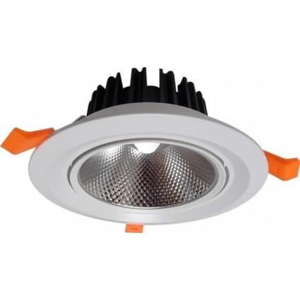 SPOT COB LED 30W MOBIL CU REFLECTOR
