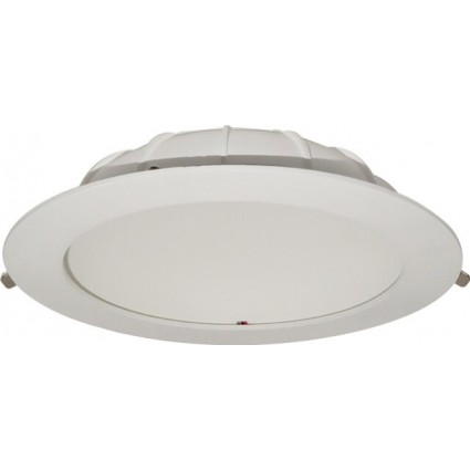 SPOT LED 30W DOWNLIGHT ROTUND CU LUMINA INDIRECTA