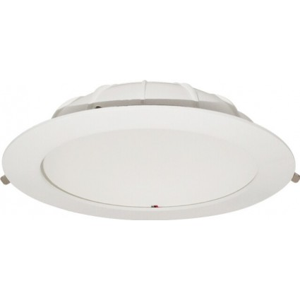 SPOT LED 20W DOWNLIGHT ROTUND CU LUMINA INDIRECTA