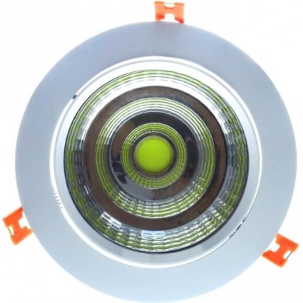 SPOT COB LED 30W ROTUND REGLABIL