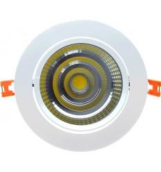 SPOT COB LED 20W ROTUND REGLABIL