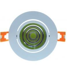 SPOT COB LED 5W ROTUND REGLABIL