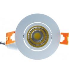 SPOT COB LED 3W ROTUND REGLABIL