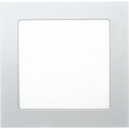 SPOT LED 12W PATRAT SLIM MAT