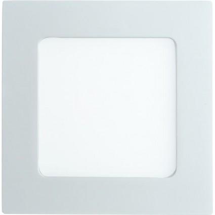 SPOT LED 6W PATRAT SLIM MAT