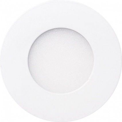 SPOT LED 3W ROTUND SLIM MAT