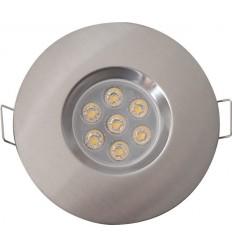 SPOT LED 6.5W RAMA SATIN 4200K IP44