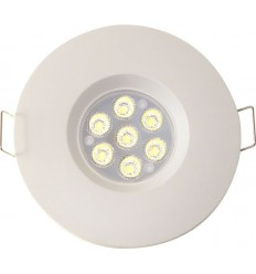 SPOT LED 6.5W RAMA ALBA 4200K IP44