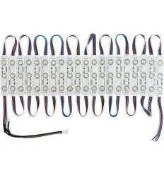 MODUL LED SAMSUNG 3x5050 RGB SMD 12V - SET 20 BUC