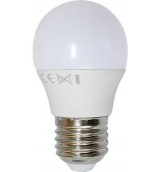 BEC LED E27 3W SFERIC G45 ALB CALD