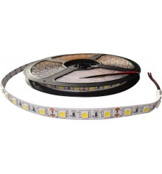 BANDA LED 60x5050 14.4W IP21 ALB NATURAL