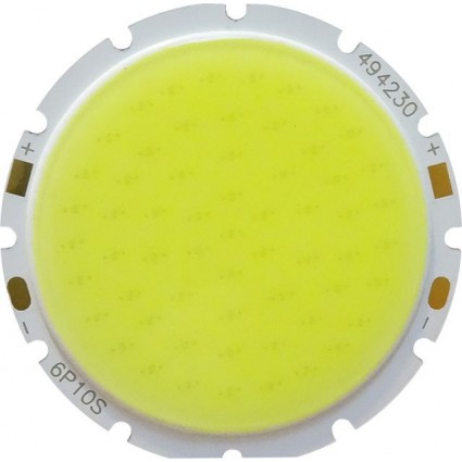 CHIP LED 30W COB ALB RECE ROTUND