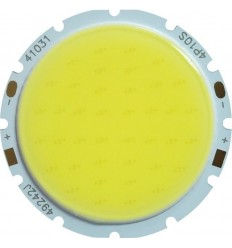 CHIP LED 20W COB ALB RECE ROTUND