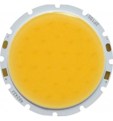 CHIP LED 15W COB ALB CALD ROTUND
