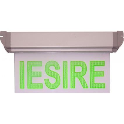 LAMPA EVACUARE DE URGENTA IESIRE CU LED