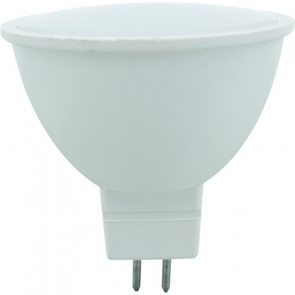 BEC LED GU5.3 MR16 7W MAT 220V